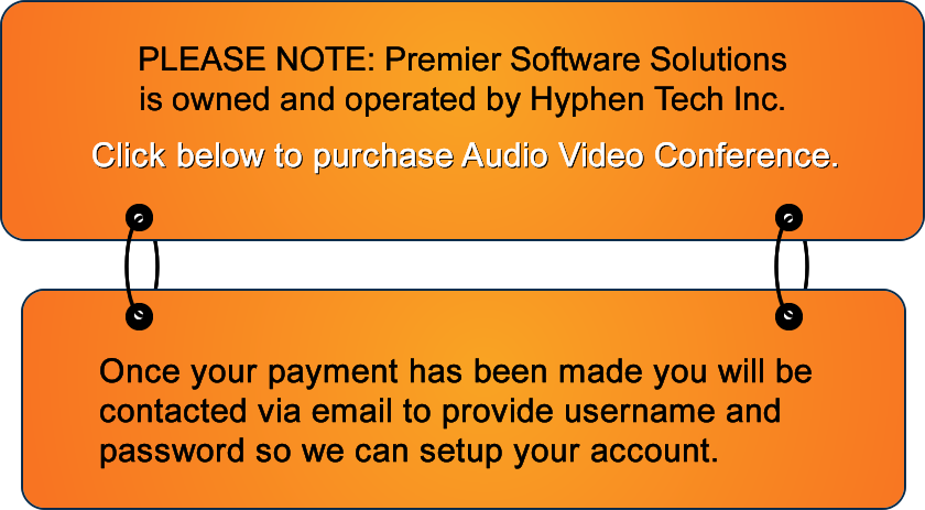 Premier Software Solutions is a division of Hyphen Tech Inc.