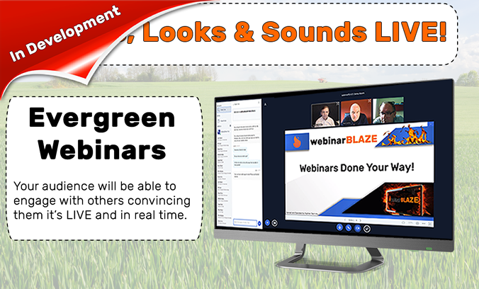 Evergreen webinars done right.